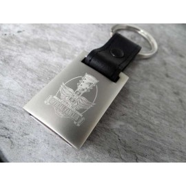 Metal key holder - square